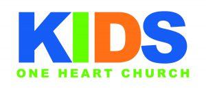 One Heart Church Kids Logo